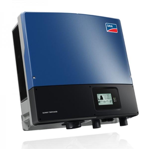 SMA STP 25000 TL-30 LCD Display