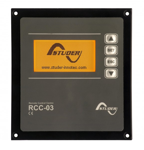 Studer RCC-03 Remote Control